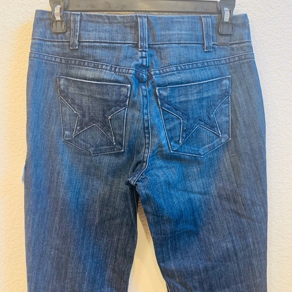Peoples liberation flared jeans size 24